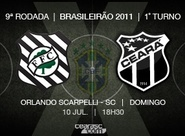 Em duelo inédito na Série A, Ceará enfrenta Figueirense