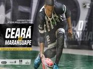 Futsal Adulto: Ceará enfrenta o Maranguape pela 4ª rodada do Campeonato Cearense