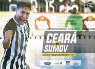 Futsal Adulto: Ceará inicia a venda de ingressos para a estreia no segundo do turno do estadual
