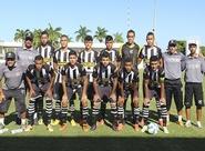 Neste domingo, Ceará x Tiradentes definem o Campeão Cearense Sub-20