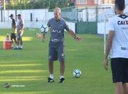 Preparador Flávio de Oliveira avalia pausa de 15 dias como fator positivo para o grupo
