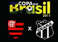 Único nordestino na Copa do BR, Ceará encara o Flamengo no Rio