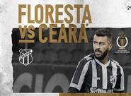 Na busca pelo tricampeonato, Ceará estreia hoje no Estadual diante do Floresta