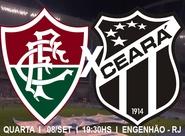 Mais um jogão entre Ceará x Fluminense