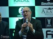 Raimundo Pinheiro representa o Ceará em evento sobre Gestão no Futebol