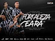 Na Arena Castelão, Ceará decide o título do Estadual 2018 neste domingo