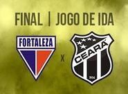 Buscando o Tetra, Ceará encara o Fortaleza no jogo de ida da Final