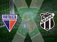 Ceará vai enfrentar o Fortaleza no jogo de ida da semifinal
