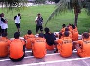 Ceará encerra treinos antes de encarar o Guarani (J)