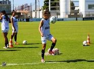 Rotina de treinos já traz resultados positivos ao futebol feminino do Ceará