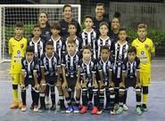 Base de Futsal: Ceará tem final semana de vitórias nos clássicos nas categorias Sub-9 e 11