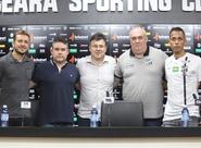 Futsal Adulto: Técnico multicampeão, Fernando Cabral, é apresentado em Porangabuçu