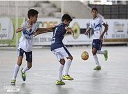 Copa Alvinegra Júnior de Futsal no Ginásio do Vozão