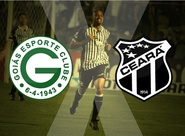 Ceará vai treinar nesta tarde, em Goiânia/GO