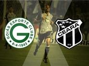 Para manter boa fase fora de casa, Ceará encara o Goiás
