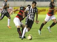 Com gols de laterais, Ceará bate Guarany (S) fora de casa
