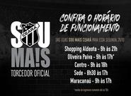 Confira o horário de funcionamento das lojas Sou Mais Ceará nesta segunda-feira, 29/10
