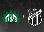 Na estreia da 2ª fase do Estadual, Vozão enfrenta o Icasa