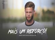 Zagueiro Patrick é mais um reforço do Ceará para a temporada