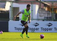 Ceará se reapresentou nessa sexta-feira com treino coletivo e tático