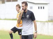 Técnico campeão brasileiro, Luiz Felipe Santos assume o comando do Ceará Sub-20