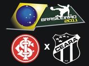 Veja os lances de Internacional 0 x 1 Ceará
