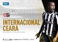 No Estádio Beira-Rio, Ceará encara o Internacional pelo Brasileirão