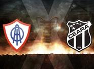 Buscando a segunda vitória, Ceará enfrenta o Itabaiana