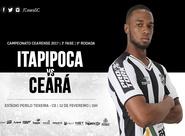 Para seguir na liderança, Ceará enfrenta hoje o Itapipoca