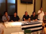 Conselheiros do Ceará se reuniram para confraternização