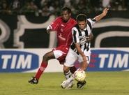 Com gol no último minuto, Vozão perde para o América/RN no Castelão
