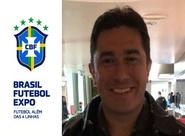 Diretor do Ceará, João Paulo Silva participa de congresso nacional sobre futebol