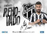 Fica no Vozão! Lateral esquerdo João Lucas permanece para 2019