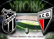 Ceará x Atlético/GO: venda de ingressos começou na quinta