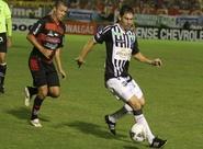 No primeiro duelo da decisão, Ceará e Guarany ficam no 1 x 1, no Junco
