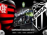 Confira todo o retrospecto de Ceará x Flamengo