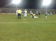 Ceará perde para o Botafogo(PB) no jogo de ida pela Copa do Brasil