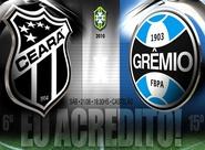 Ceará e Grêmio vão duelar mais uma vez