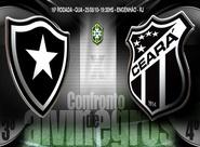 Ceará e Botafogo entram em campo de olho na permanência no G4