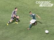 Vozão perde para o Palmeiras, no estádio do Canindé