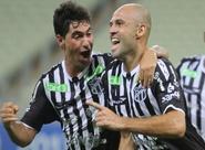 Ceará joga bem e goleia o ASA por 4 x 1, na Arena Castelão