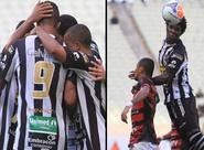 Ceará toma susto, mas goleia o Guarany e se garante na Final