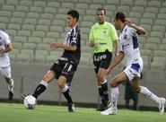 Artilheiros marcam, mas Ceará fica no empate contra o Tiradentes
