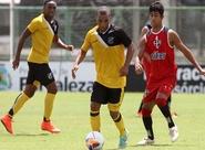 Em jogo-treino, Ceará vence Ferroviário por 2 x 0