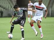 Em clássico disputado, Magno Alves marca o gol da vitória do Ceará