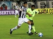 Ceará domina jogo no Castelão, mas só empata em 0 x 0