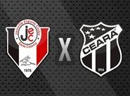 Concluindo o 1º Turno da Série B, Ceará encara o Joinville