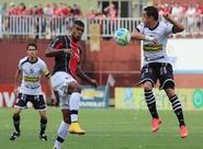 Jogando fora de casa, Ceará perde para o Joinville: 3 x 0