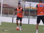 Em Porangabuçu, Ceará finaliza preparação para primeiro jogo da decisão do Estadual