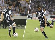 Ricardinho e Pedro Ken renovam com o Ceará para 2018